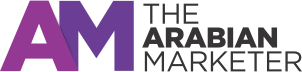 The arabian marketer color-logo