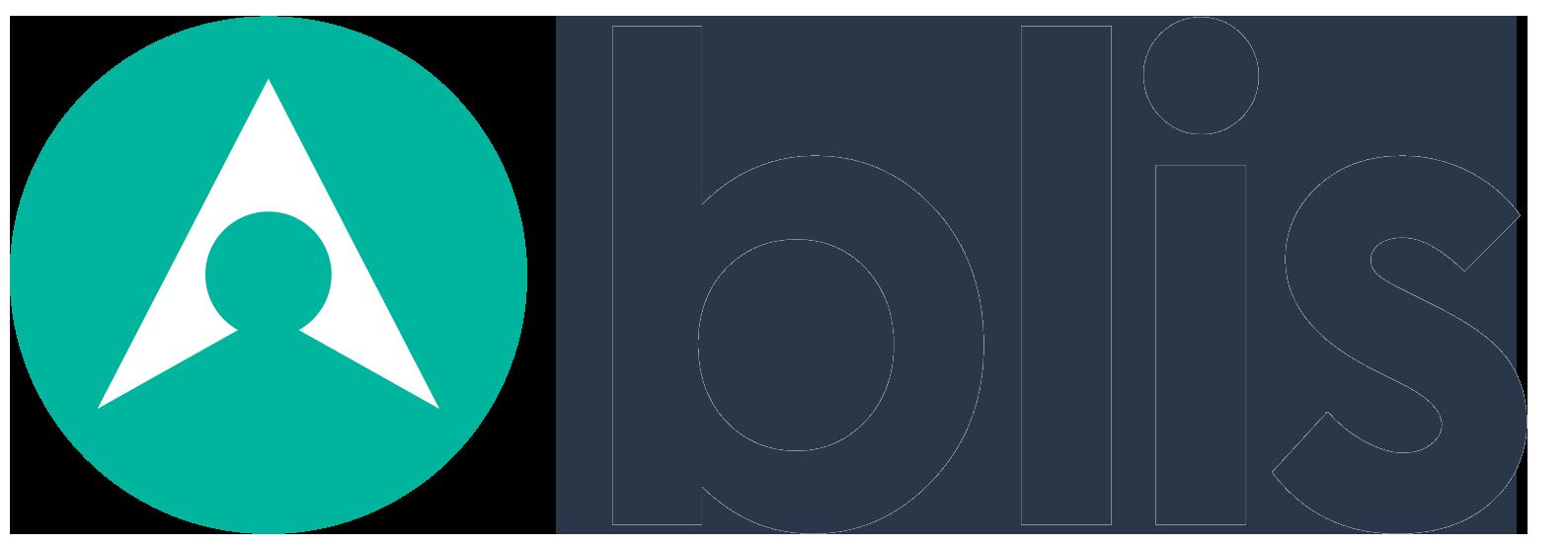 Blis Bluelogo Logo Blued